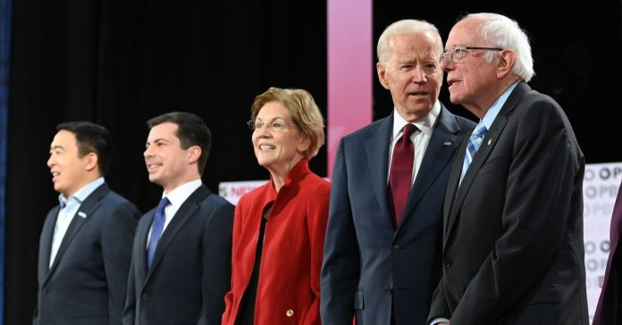 Sanders tops latest Iowa poll, but the 2020 Democratic primary is still a 4-way race