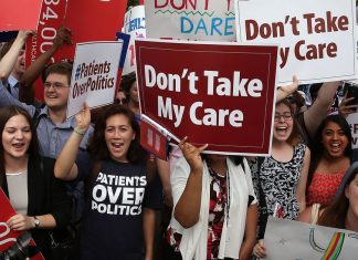 The Trump administration wants the Supreme Court to not rule on Obamacare until after the 2020 election