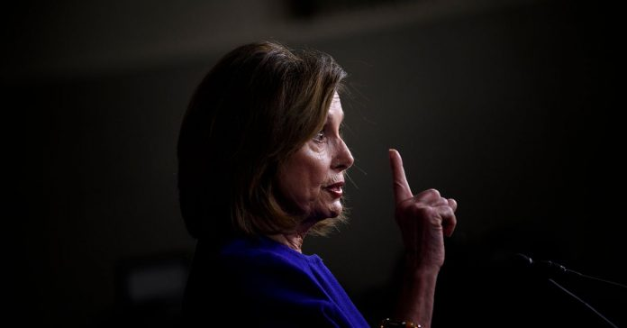 Nancy Pelosi explains what Democrats gained by holding onto the articles of impeachment