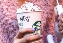 It's Officially Valentine's Day, According To Starbucks