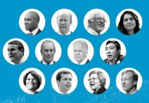 The 12 Democrats running for president and everything else you should know about 2020