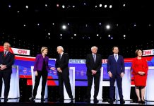 4 winners and 3 losers from the January Democratic debate