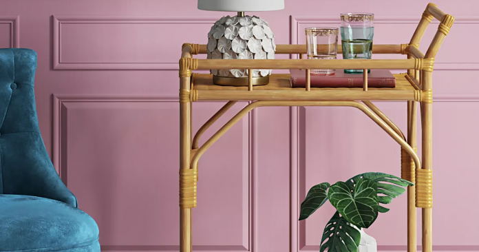 Every Item You Need To DIY The Dreamiest Bar Cart