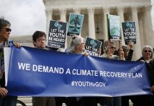 21 kids sued the government over climate change. A federal court dismissed the case.