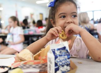 The Trump Administration Moved To Roll Back Michelle Obama's School Lunch Program On Her Birthday
