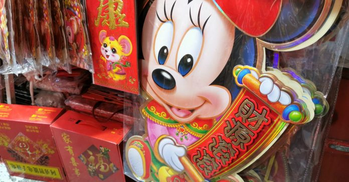 How Lunar New Year became a shopping holiday for Western brands