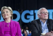 Hillary Clinton jumps into the 2020 primary by blasting Bernie Sanders