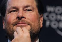 Marc Benioff picks a new fight with Silicon Valley — over trees