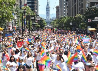 San Francisco Pride voted to ban Google and YouTube from its parade
