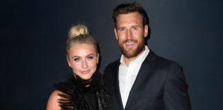Julianne Hough's Husband Brooks Laich Wants A Better Sex Life In 2020