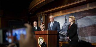 Senators aren't even allowed to talk during the impeachment trial