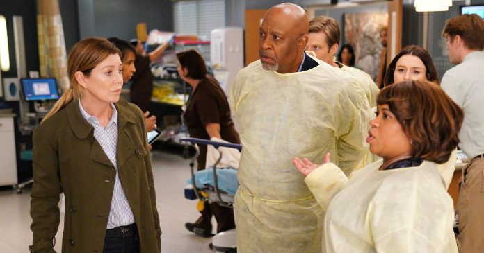 Grey's Anatomy Season 16 Mid-Season Premiere Recap: Why Are People Stealing Babies?
