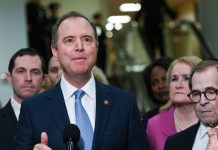 Schiff closed his arguments with an emotional appeal, but GOP senators seem unmoved