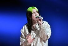 Billie Eilish makes history at her first Grammys, sweeping the top categories