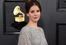 Lana Del Rey's Under-$500 Grammys Dress Is Still For Sale At Dillards