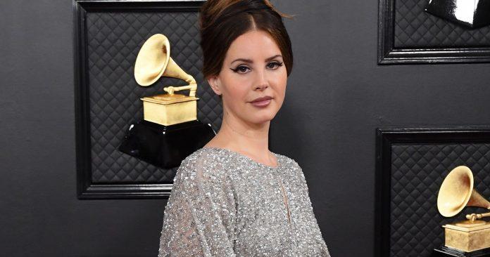 Lana Del Rey's Under-$500 Grammys Dress Is Still For Sale At Dillards
