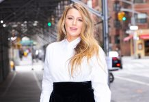Blake Lively's $9 Essie Manicure Feels Just Right For Winter