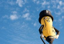 Mr. Peanut's death and Baby Peanut's birth, explained