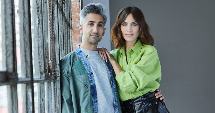 Next In Fashion's Tan France & Alexa Chung Don't Know; Don't Care What TikTok Is