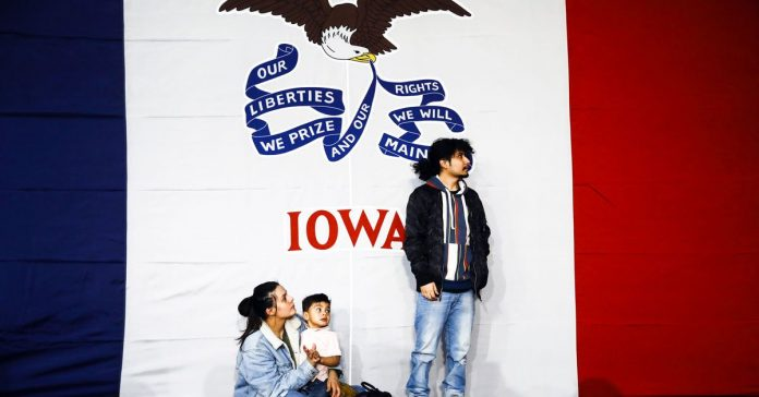 Why the Iowa results are taking so long
