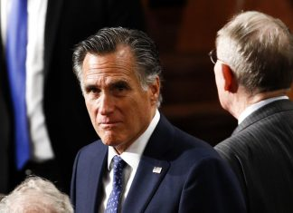 Mitt Romney is the only Republican who voted for Trump's conviction