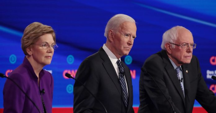 6 top 2020 Democrats vow to reverse Trump's new landmine policy