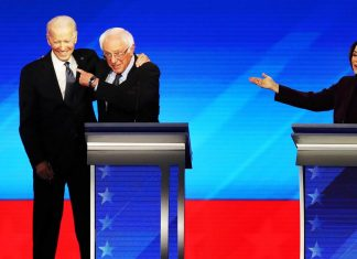 The 7 biggest moments of the Democratic debate