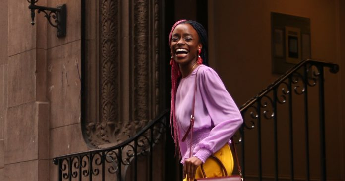 It's Gray, Gloomy, & Gross Out — Here's The NYFW Street Style Antidote To All That
