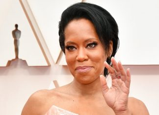 The Meaningful Story Behind Regina King's Forearm Tattoo
