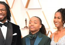 DeAndre Arnold Proudly Wears His Locs To The Oscars After Being Banned From Graduation