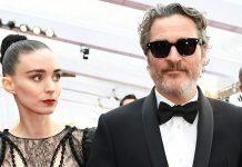 Here's Where Rooney Mara & Joaquin Phoenix Got Their Post-Oscars Vegan Burgers