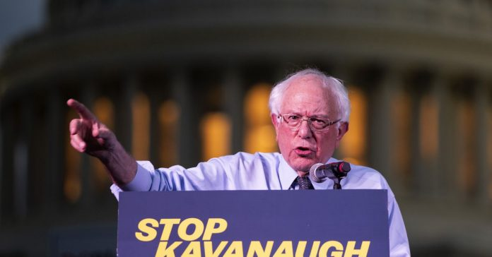Bernie Sanders's radical plan to fix the Supreme Court