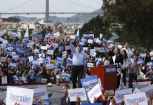 Tech underestimated Bernie Sanders. Now it has to deal with him.