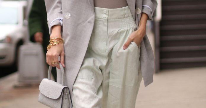 You Don't Have To Be Ladylike To Own Lady Bag Style