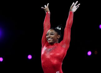 A Timeline Of Simone Biles's Most Mind-Blowing Moments