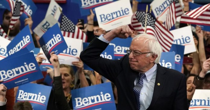 Poll: Bernie Sanders is beating every other candidate in Nevada