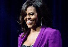 Michelle Obama Posted Her '80s Prom Photo For An Election-Related Reason