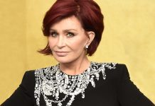 You Won't Recognize Sharon Osbourne With Her New Hair Color