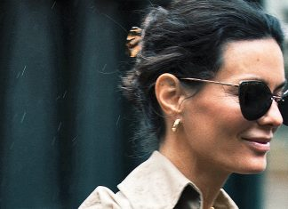 These Chic Hairstyles Make Rainy Days Feel Brighter