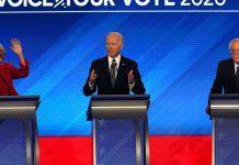 Nevada Democratic debate: February 19, 2020