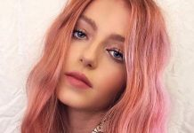 Rose Gold Hair Is Making A Big Comeback For Spring 2020