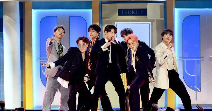 The big business of BTS, the K-pop band that's changed music