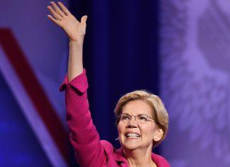 Elizabeth Warren Comes Back Swinging —At Bloomberg