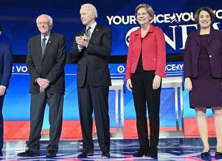 Bernie, Warren & Everyone Else Is Coming For Bloomberg At The Democratic Debate