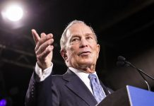Mike Bloomberg's 2020 presidential campaign