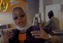 "A female Saudi rapper is facing possible arrest over her ""Mecca Girl"" music video"