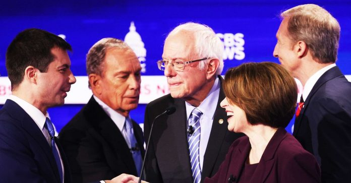 Here's how tickets were allocated for the South Carolina Democratic debate