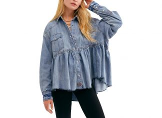 4 Denim Trends R29 Editors Are Wearing This Winter