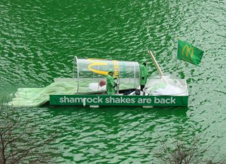 How the McDonald's Shamrock Shake has endured for 50 years