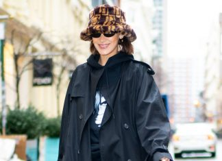 Bella Hadid's $50 Pants Will Be Your Most Functional Buy Of The Season